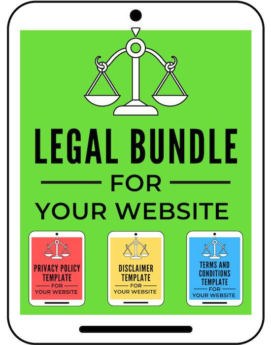 Website Legal Bundle